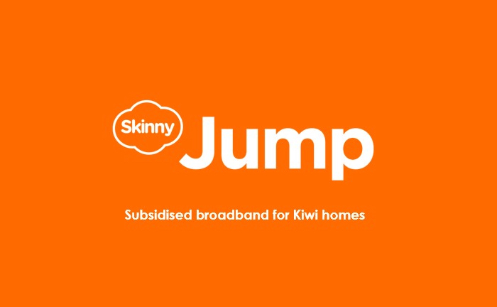 Skinny Jump for Spark Foundation